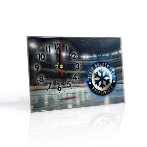 Сувенир – часы Sibir Novosibirsk 09