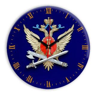 Настенные часы  «simvolika-FSIN-3d»