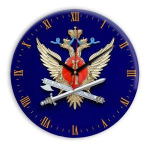 Настенные часы «simvolika-FSIN-3d-svetl-krug»