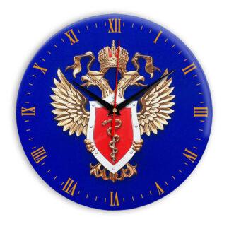 Настенные часы  «simvolika-fskn-3d
