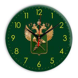 Настенные часы «simvolika-FTS-3d-svetl-krug»
