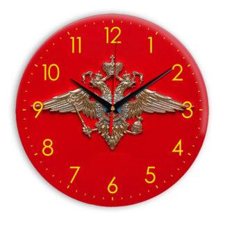 Настенные часы  «simvolika-MVD-3d»