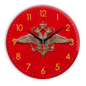 Настенные часы «simvolika-MVD-3d-svetl-krug»