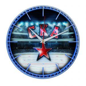 Сувенир – часы SKA Saint Petersburg 06