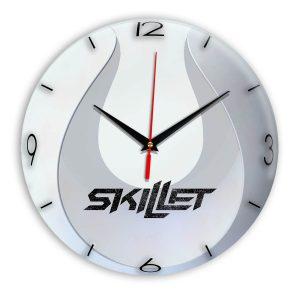 Skillet настенные часы 14