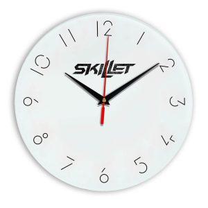 Skillet настенные часы 5