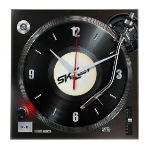 Skillet настенные часы 7
