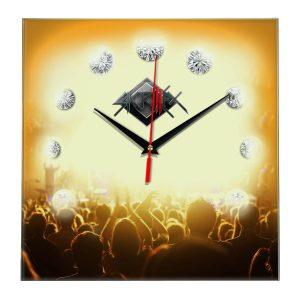Skrillex настенные часы 12