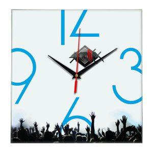 Skrillex настенные часы 8