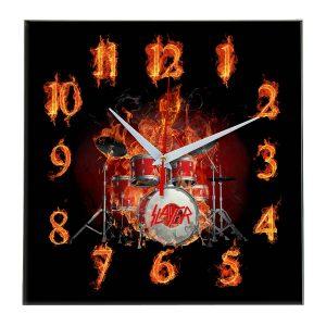 Slayer настенные часы 10