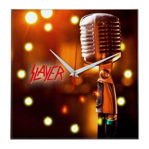 Slayer настенные часы 11