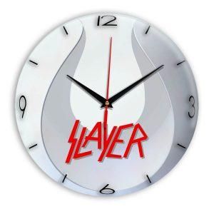 Slayer настенные часы 14