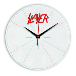 Slayer настенные часы 15