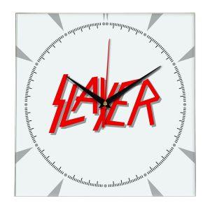 Slayer настенные часы 2