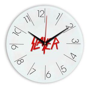 Slayer настенные часы 6