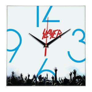 Slayer настенные часы 8