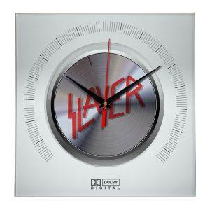 Slayer настенные часы 9