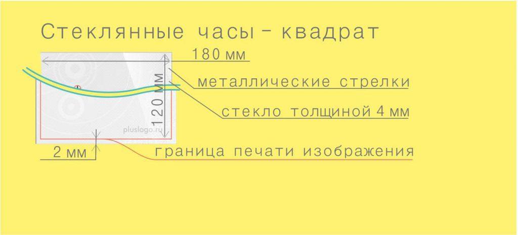 шаблон настольных часов для дизайна циферблата SouvenirClock