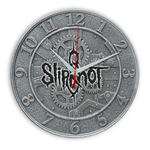 Slipknot настенные часы 1