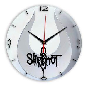 Slipknot настенные часы 14