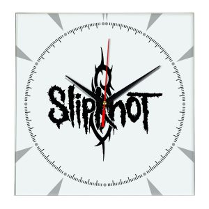Slipknot настенные часы 2