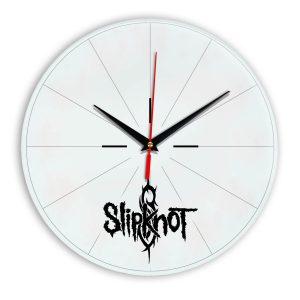 Slipknot настенные часы 3