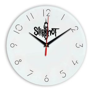 Slipknot настенные часы 5