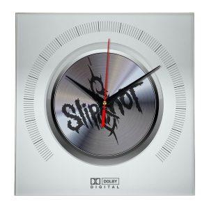 Slipknot настенные часы 9