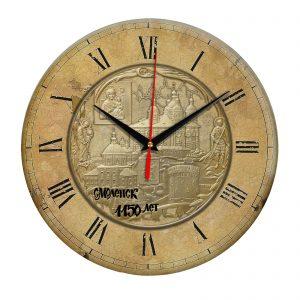 Часы настенные «Смоленск ретро»