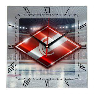 Сувенир – часы Спартак Москва