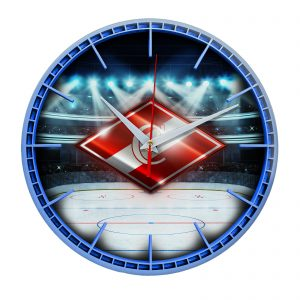 Сувенир – часы Spartak Moscow 06