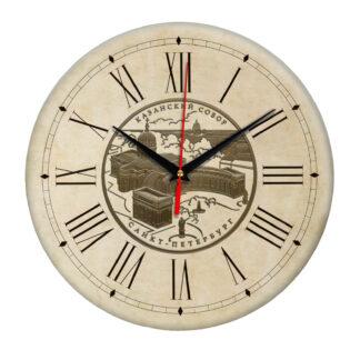 Часы настенные «Главный храм Санкт Петербурга»