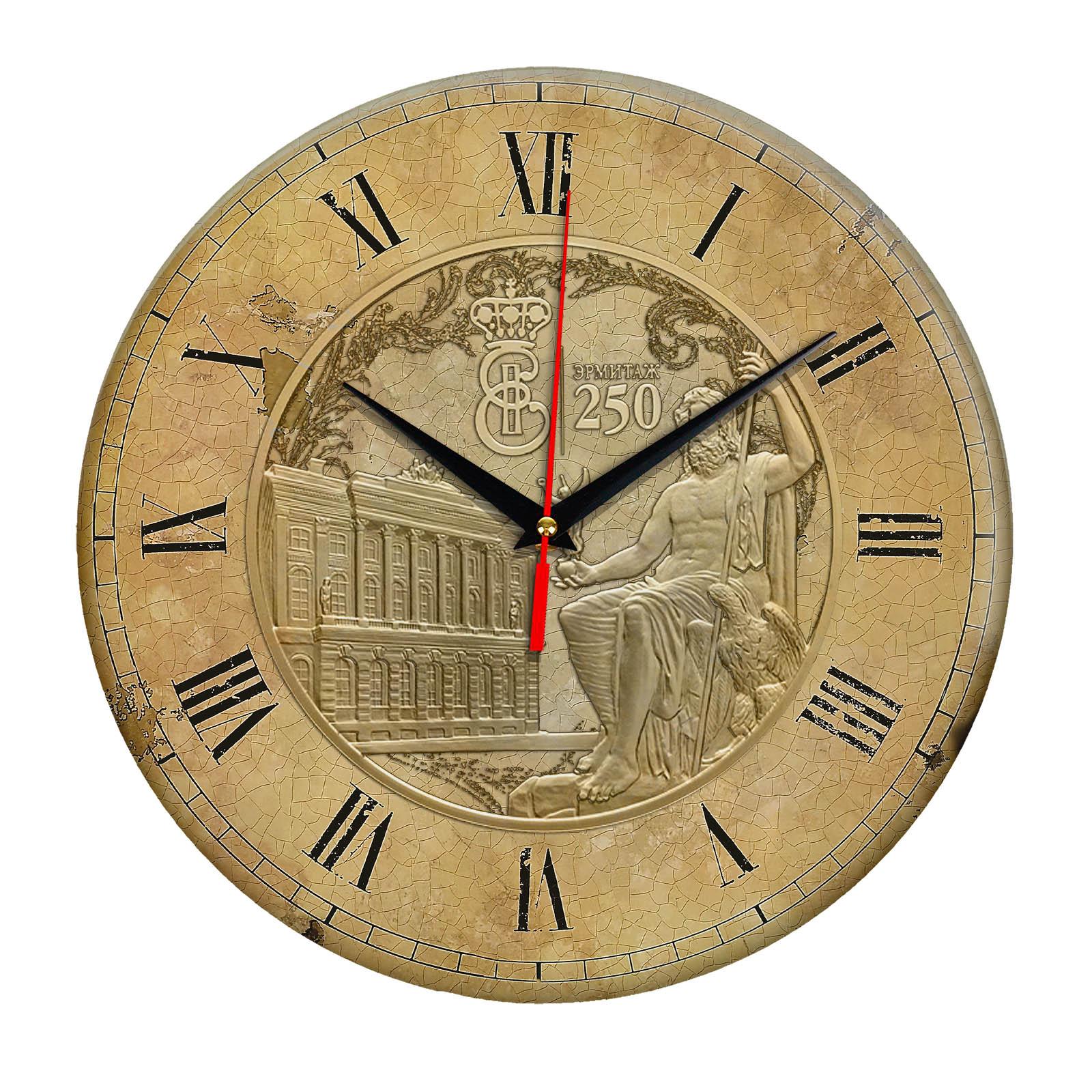 часы сувенир с видами Санкт Петербурга 10-03