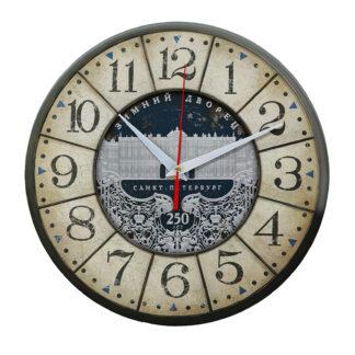 Часы на стену «Эскиз Зимнего дворца»