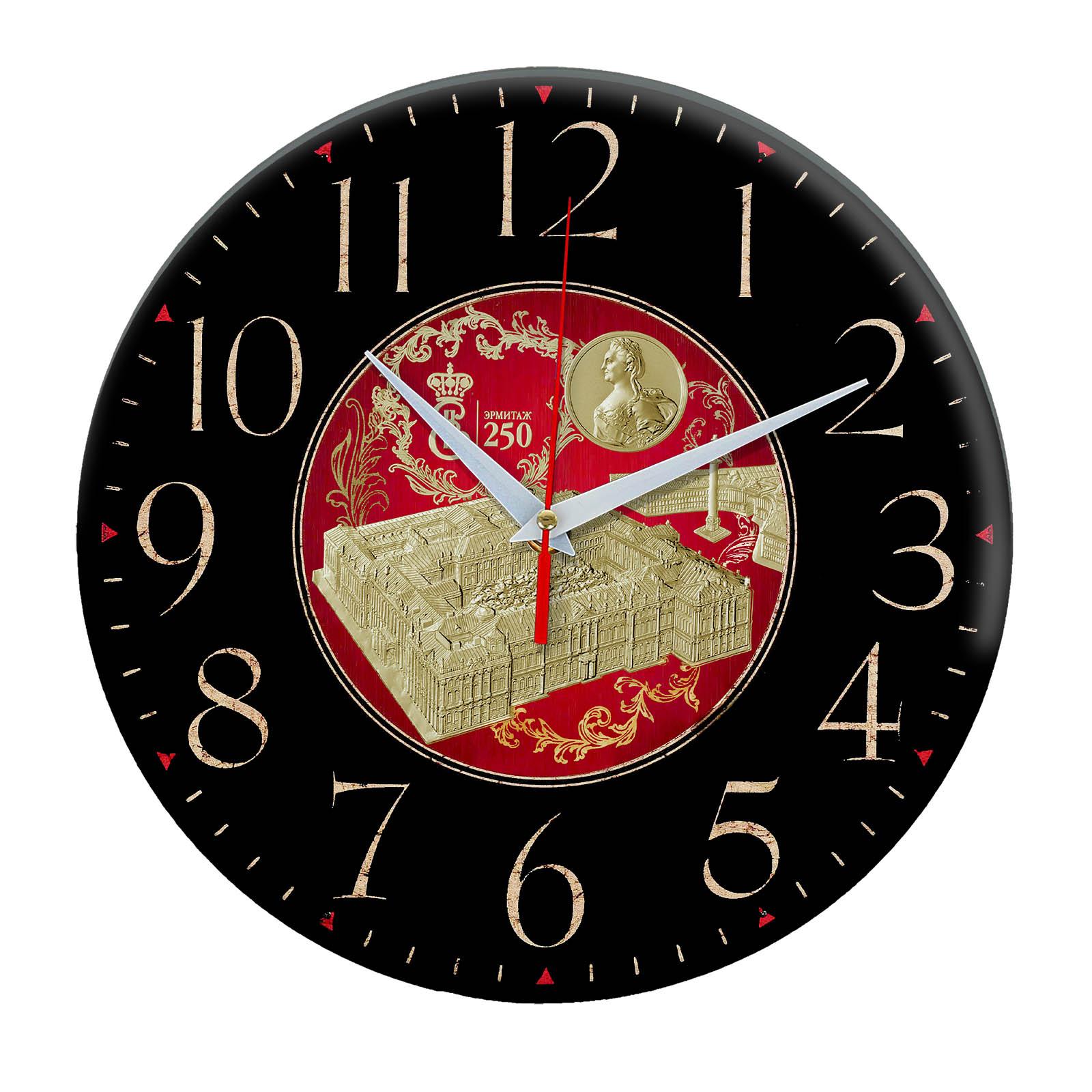 часы сувенир с видами Санкт Петербурга 9-07