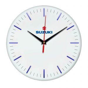Сувенир – часы Suzuki 1 11