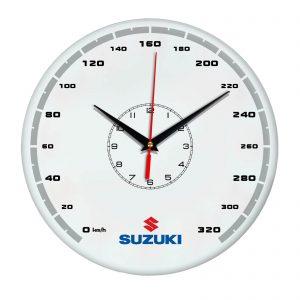 Сувенир – часы Suzuki 1 14
