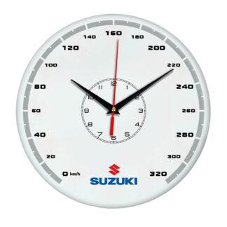 часы со спидометром 320 км ч Suzuki 1 14