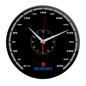 Сувенир – часы Suzuki 1 15