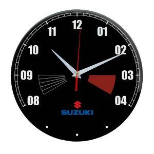 Сувенир – часы Suzuki 1 16