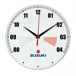 Сувенир – часы Suzuki 1 17