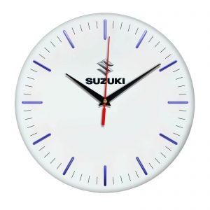 Сувенир – часы Suzuki 2 11