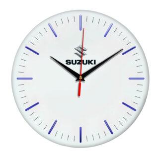Настенные часы  Suzuki 2 11