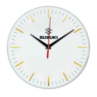 Сувенир – часы Suzuki 2 13
