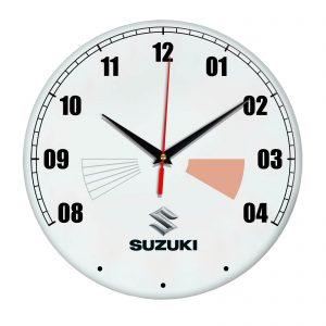 Сувенир – часы Suzuki 2 17