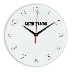 System of a down настенные часы 5