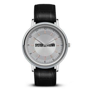 System of a down наручные часы 1