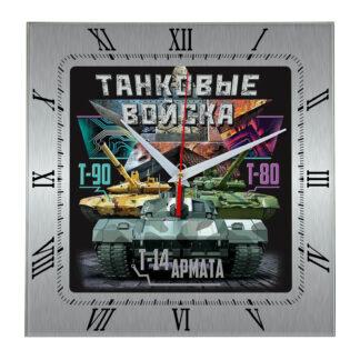 Сувенир – часы tankovye voiska 3