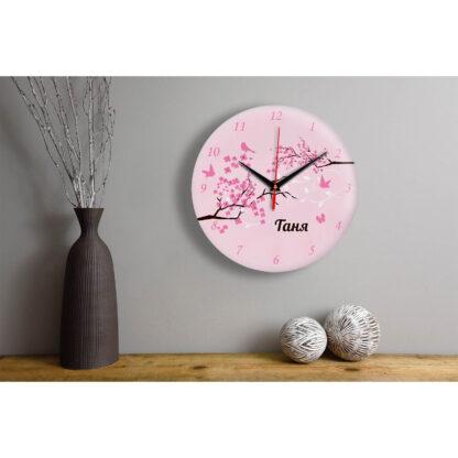 Часы — именной подарок «Таня»