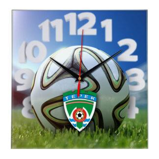 Настенные часы «На стадионе Terek»